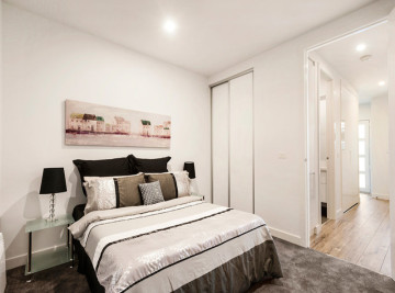 Brunswick East Bedroom Interior Painting